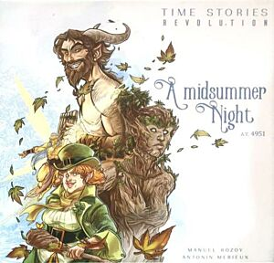 Time Stories Revolution: A Midsummer Night (Space Cowboys)