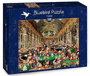 Bluebird puzzle: Picture of Life