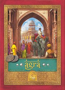 Gezelschapsspel Agra (Quined Games)