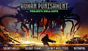Human Punishment Social Deduction 2.0: Project Hell Gate (Godot Games)