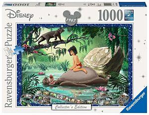 Ravensburger Puzzle Jungle Book (1000)