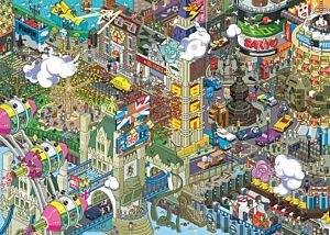 London Quest (1000)