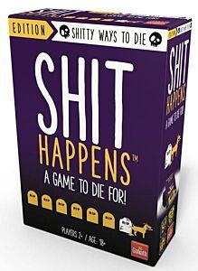 Shit Happens: Shitty ways to die (Goliath Games)