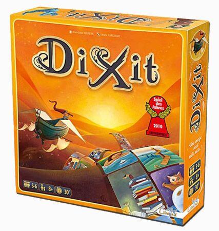 dixit spel doos web b - / poëzieweek / Deze leuke spelletjes kan je inzetten om te spelen met taal