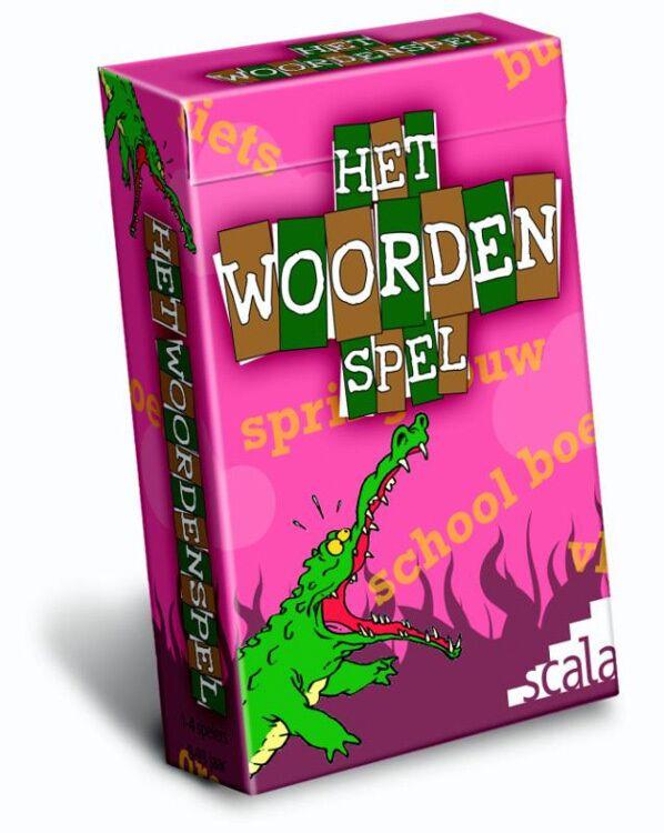 sca00128 - / poëzieweek / Deze leuke spelletjes kan je inzetten om te spelen met taal