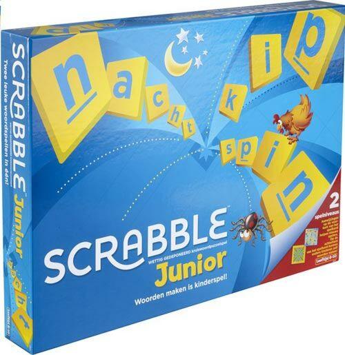 scrabble junior spel web - / poëzieweek / Deze leuke spelletjes kan je inzetten om te spelen met taal